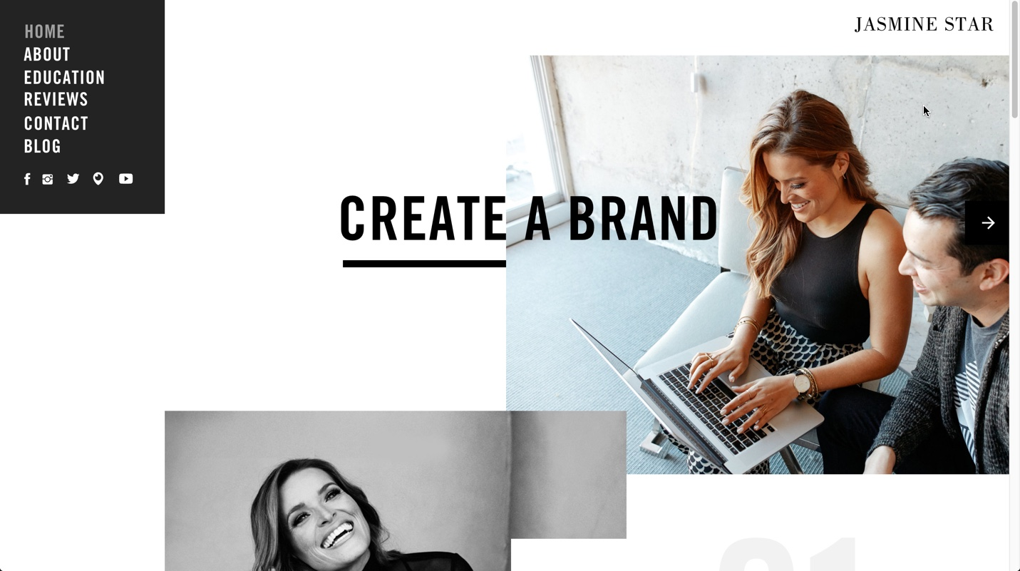 Jasmine star – Business Strategist and Photographer